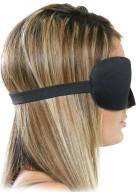 Μάσκα Ματιών Deluxe Fantasy Love Mask Black από την Κατηγορία Μάσκες Ματιών (Blindfolds), Φετίχ & BDSM