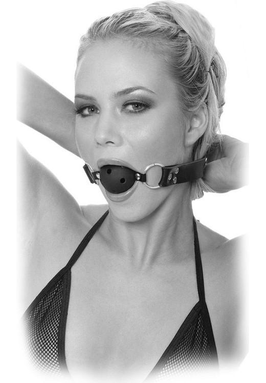 Φίμωτρο Breathable Ball Gag Limited Edition Black από την Κατηγορία Φίμωτρα, Φετίχ & BDSM